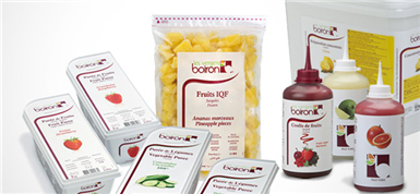 「法国宝茸Boiron」:优质果茸,让大自然时间凝固